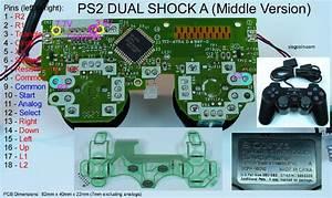 Dualshock 2  Diferencias Entre Modelos En Playstation 2