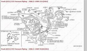 I Am Looking For The Diagrams For The Vacuum Lines On A