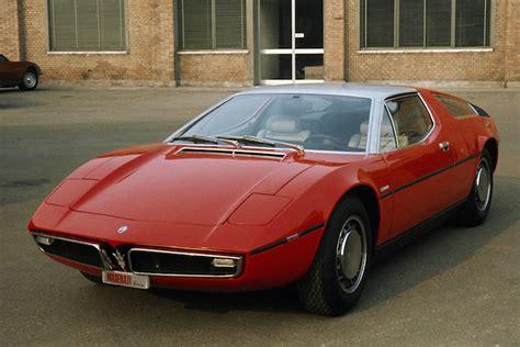 The Maserati Bora Was A Seventies Superstar