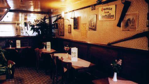 Restaurant Carte Sodexo Bruxelles by In T Spinnekopke Restaurant Belge Bruxelles 1000
