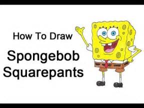 how to draw spongebob squarepants apps directories