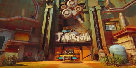 junkertown check    overwatch map nerd