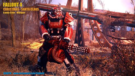 Christmas Santa Claus Power Armor Mod download