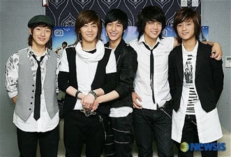 hot korean boy band ft island