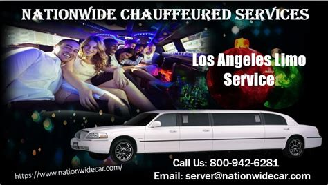 Limo Service Los Angeles by An Los Angeles Limo Service Can Take You Almost Anywhere