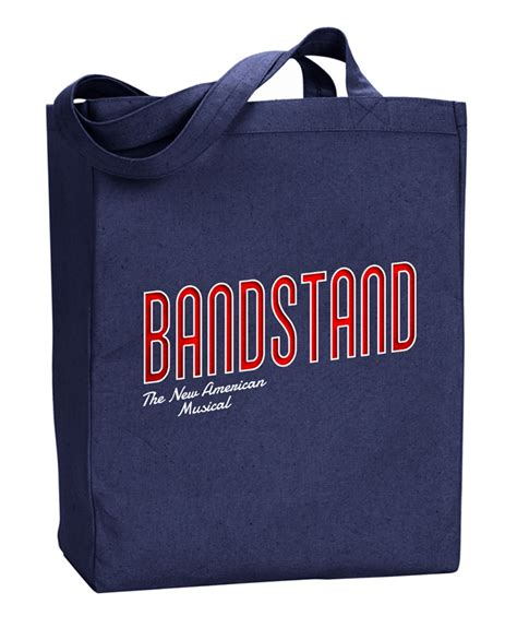 A second method is to apply the vinyl sign to a separate substrate, such as the material used for yard sale signs. Bandstand the New American Broadway Musical Tote Bag ...