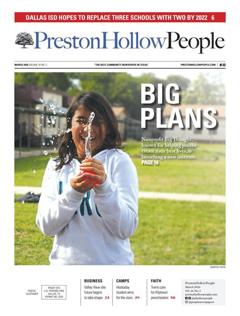 Preston Hollow People March 2020 by People Newspapers Issuu