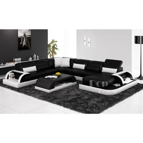 canape cuir design luxe canap 233 luxe