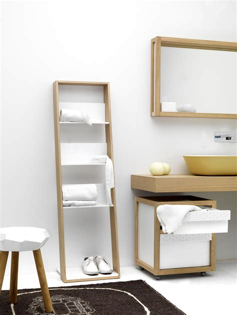 storage lean tall bath shelving  ext architonic