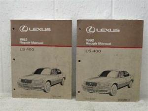 Lexus Ls400 Repair Manual