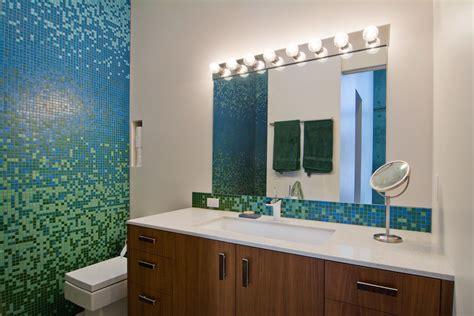 24+ Mosaic Bathroom Ideas, Designs  Design Trends
