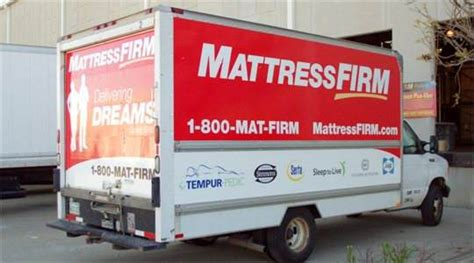 mattress firm tallahassee fleet graphic gallery graphics signs