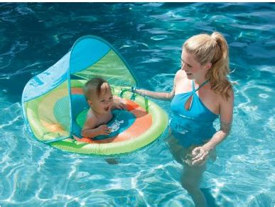 baby pool float with canopy baby swim floats from 5 76 shipped