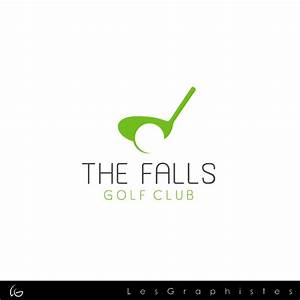 Logo Design Contests » The Falls Golf Club Logo Design ...