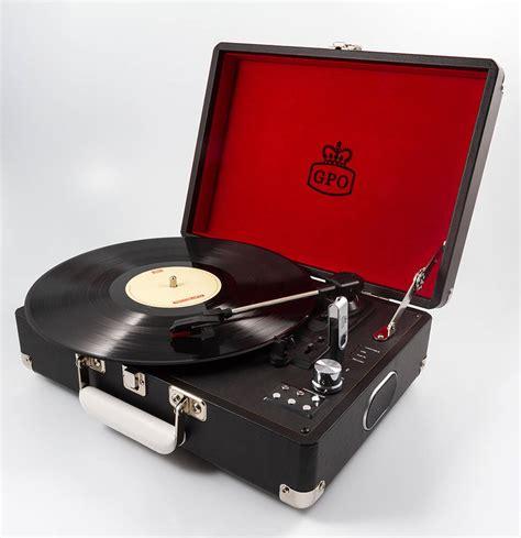 Portable Record Player By I Love Retro ...
