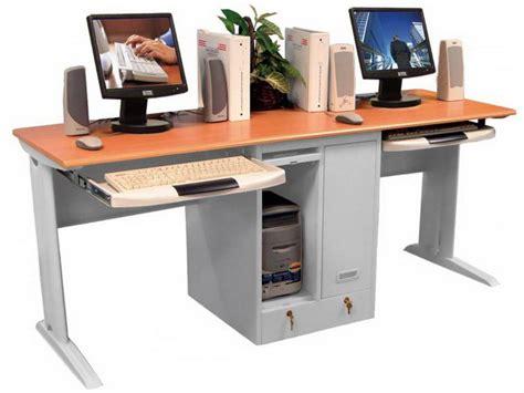 two person computer desk two person computer desk home furniture design