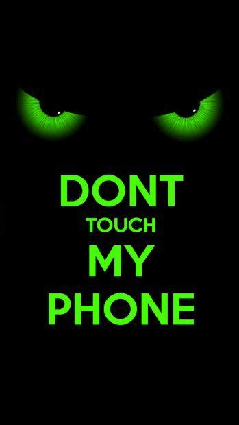 Don't touch my phone wallpapers hd. Don T Touch My Phone Wallpapers | Dont touch my phone wallpapers, Phone lock screen wallpaper ...