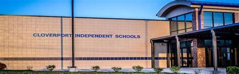 home cloverport ind school district