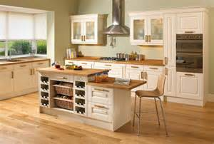 country ideas for kitchen ivory fitted kitchen