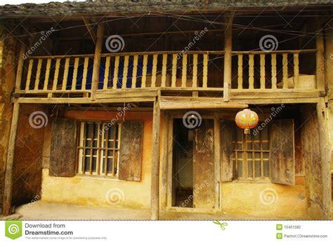 casa cinese casa cinese tipica fotografia stock immagine 15401582