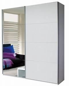 armoire quadra 136 cm conforama luxembourg With meuble quadra plus