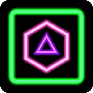 Featured Game Neon Poly