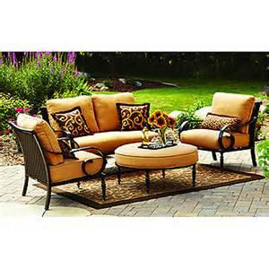 better homes and gardens englewood heights 4 outdoor conversation set walmart