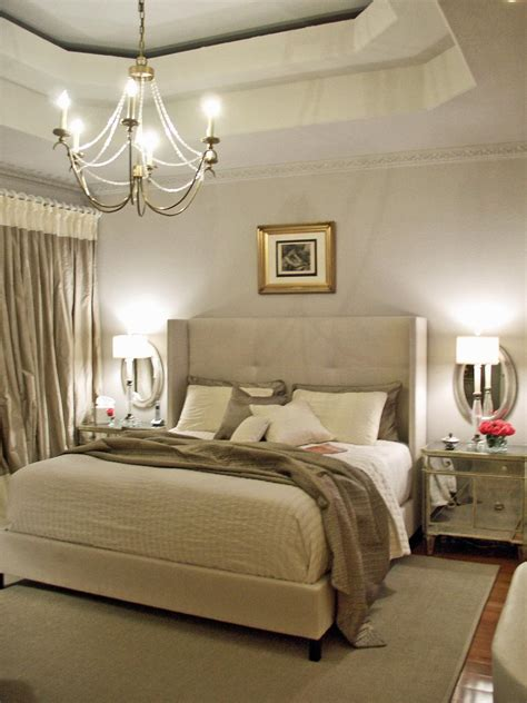 beautiful bedrooms shades of gray hgtv