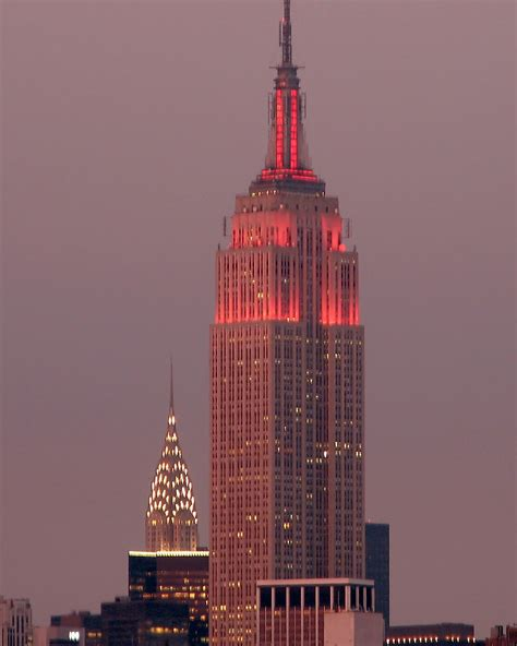 Life Around Us Empire State Building New York