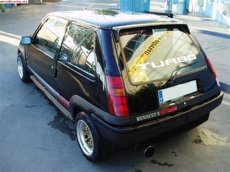 renault super 5 renault super 5 gt turbo
