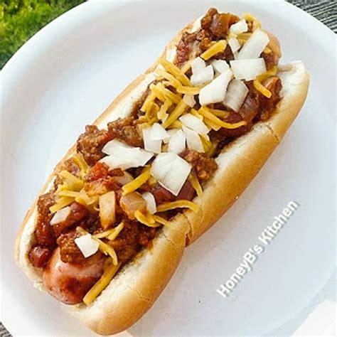 chili cheese dogs grumpys honey bunch