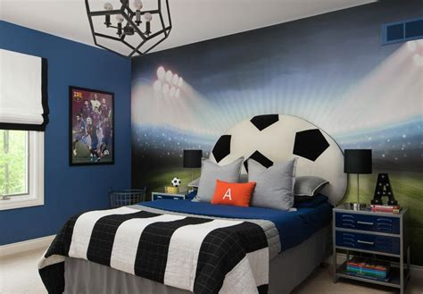 soccer bedroom decor 102 best shades images on bedrooms