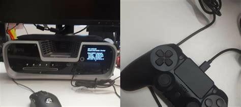 images   playstation  devkit  dualshock  controller leaked notebookchecknet news