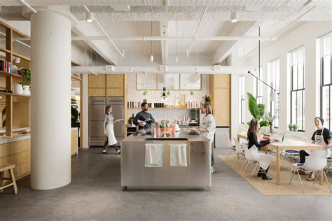 wework  launching  coworking space  food startups