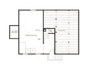 basement floor plan basement before 112710
