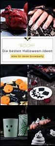Halloween Rezepte Herzhaft : die besten halloween ideen blogger diy deko pinterest ~ Frokenaadalensverden.com Haus und Dekorationen