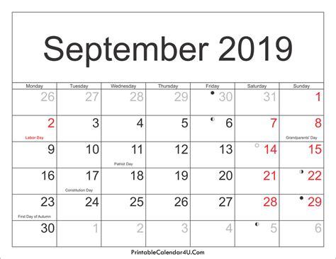 inexplicable puzzle september calendar calendar