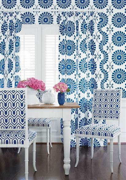 Fabric Thibaut Coordinating Garden Sun Chair Resort