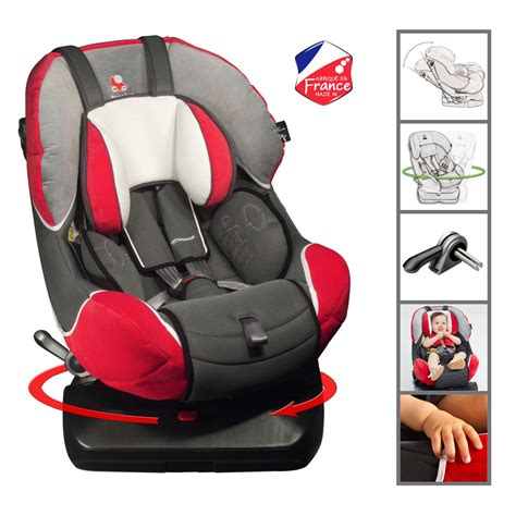 siege auto isofix groupe 1 2 3 pivotant siege auto groupe inclinable