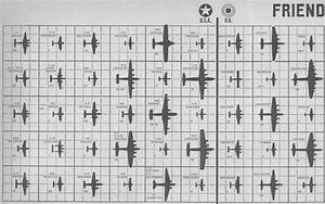 These Charts Helped Us Troops Identify Enemy Aircraft