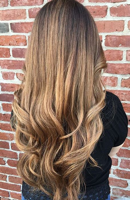 stunning balayage hair color ideas  trend spotter
