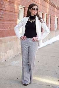Winter Tweed and a Turtleneck   Style Sidebar