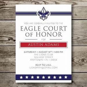 eagle court of honor template bing images With eagle court of honor program template