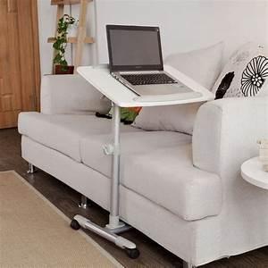 Table Pour Lit : table de lit pour ordinateur portable avec plateau ~ Dode.kayakingforconservation.com Idées de Décoration