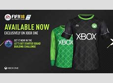 Play FIFA 18 First on Xbox One to Win 2 VIP Packages to
