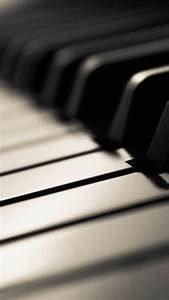 TAP AND GET THE FREE APP! Music Piano Keys Black and White ...