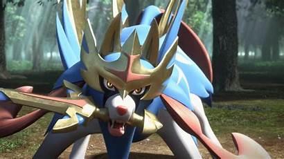 Shield Pokemon Sword Differences Legendary Zacian Between