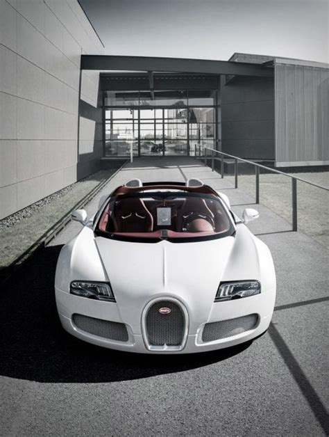 Bugatti owes its distinctive character to a family of artists and engineers, and has always strived to offer the extraordinary, the unrivalled, the best. white Bugatti Veyron   Bugatti veyron, Fast cars, Bugatti