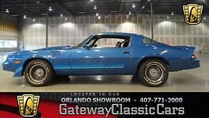 1979 Chevrolet Camaro Z28 Gateway Classic Cars Orlando