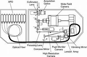 Layout Of The Wavefront Sensor